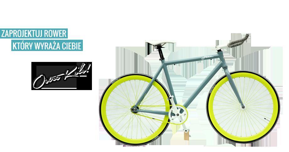 Zaprojektuj swój rower